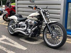 Harley-Davidson Breakout FXSB 103