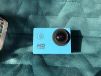 Underwater waterproof camera 12MP HD 1080P