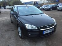 2008 (57) FORD FOCUS 20 GHIA TDCI 5 DOOR FULLY LOADED LEATHER FULL SERVICE HISTORY