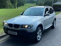 BMW X3 3.0I SPORT 2004 FULLY LOADED VERY WELL LOOKED PX SWAPS WELCOME