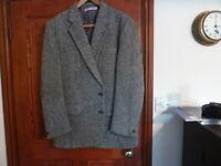 Mens Handwoven Harris Tweed J jacket