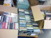 250 x cd's job lot