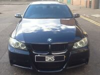 BMW E90 3 SERIES 3.0 335d M Sport Saloon 4dr Diesel Automatic FULLY LOADED, SAT/NAV, FSH