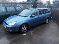 2002 Ford Focus Parts