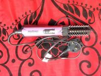 babyliss hot air styler dryer brush