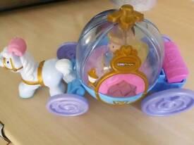 Cinderella carriage