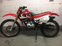 Moto Roma MRX 200 4 strok