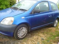 Toyotas breaking for parts Corolla Yaris IQ Aygo Avensis only no others Yaris specialitz