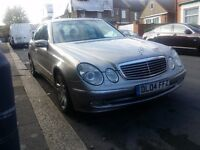 Mercedes e class 220d avangarde only one previous owner full service history at Mercedes