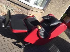 Allerdyce wheelchair
