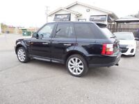 2008 Land Rover Range Rover Sport HSE Only $23,995!!