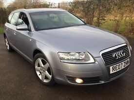 Full main dealer history,nav,recent cambelt,Audi a6 2.0tdi SE estate.not Bmw,vw,Honda,ford