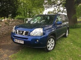 Nissan X-Trail (plus WINTER TYRES)