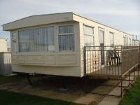 CARAVAN TO LET INGOLDMELLS