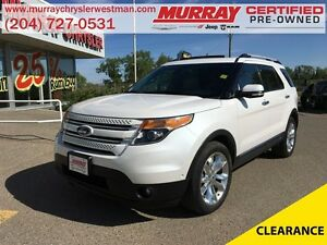 2014 Ford Explorer Limited 4WD *Nav* *Blind Side* *Backup Cam* *