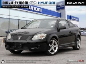 2009 Pontiac G5 CAR IS CLEAN HAS LOW KMS FOR YEAR