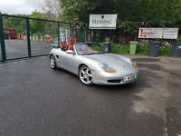 Porsche Boxster, 2.7, £ 5795.00 ovno, ONE OF A KIND , low miles , full history , top spec
