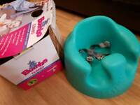Bumbo Combo Floor Seat and Play Tray
