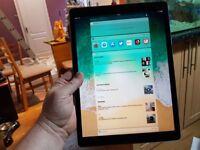 12.9 inch 2017 Apple iPad Pro 64g Wifi and Cellular Unlocked