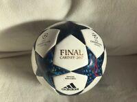 Rare High Quality Official Champions League 2017 Match Ball