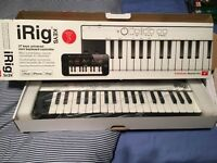 iRig keys and iRig pads