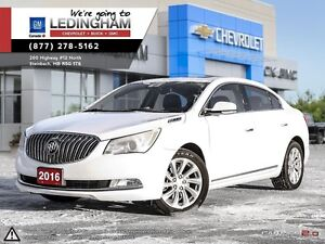 2016 Buick LaCROSSE FWD Leather