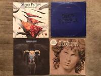 Vinyl record lp albums