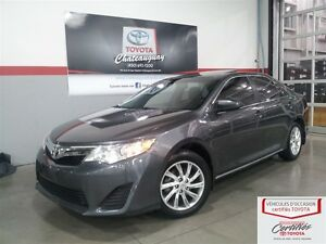 2013 Toyota Camry toit ouvrant/mag/camera(+pneus hivers)