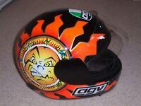 AGV Karting Helmet Size XS 54 with Bag
