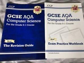 GCSE AQA Computer Science revision guide & exam practice workbook