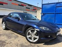 Mazda RX-8 1.3 192Ps Mazda Dealer Service History 1 Owner Long MOT Heated Leather Seat