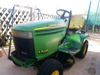 **** JHON DEERE LX 279 SIT ON MOWER *****