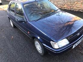 FORD FIESTA CLASSIC ONLY 66k miles FULL SERVICE HISTORY VOSA VERIFIED 11MONTHS MOT £495