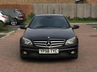 Mercedes 2.1 CLC220 Sprt Paddle Shift 2dr Leather Seat 150BHP Automatic 137k mile genuin Mot 26-6-18