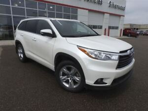 2015 Toyota Highlander Limited - Executive driven