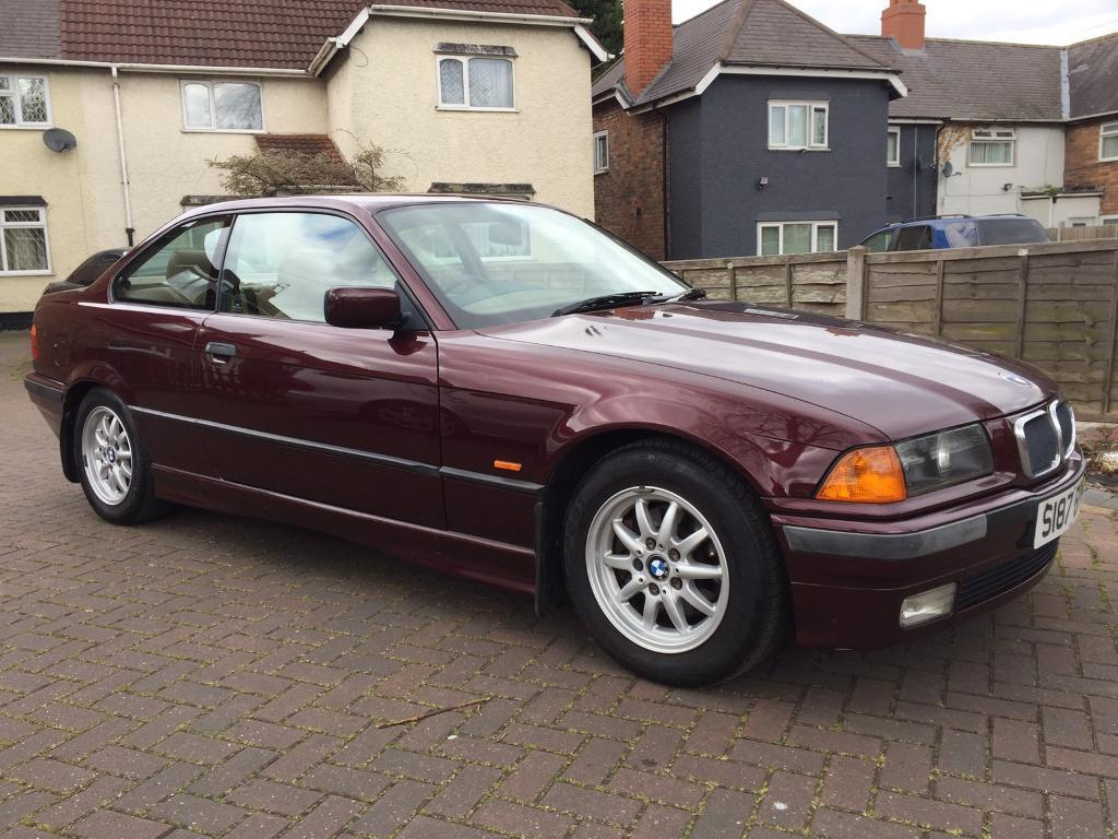 e36 bmw 328i coupe red in bordesley green west midlands gumtree. Black Bedroom Furniture Sets. Home Design Ideas