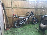 Sachs Motorbike