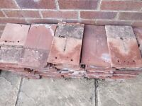 Over 300 roof tiles for sale