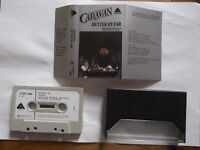 Pre-recorded cassette by Caravan - Better By Far - on Arista TCARTY 1008 from 1977.