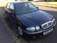 ROVER 45 - DIESEL- 12 MONTHS MOT- FULL HEATED LEATHER
