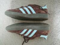 Adidas spezial sneakers, size 6