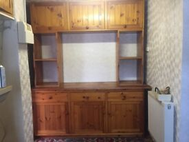 3 Piece Welsh Dresser