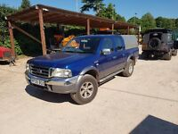 2005 Ford Ranger XLT pick up 4x4