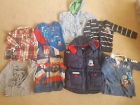 Bundle of Thomas clothes Age 3-4