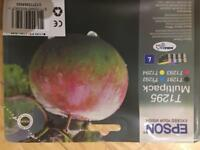 new sealed epson apple ink t1295