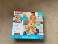 Fisher-Price Laugh & Learn with sis walker Unused & unopened