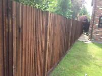 Fencing, gates and decking