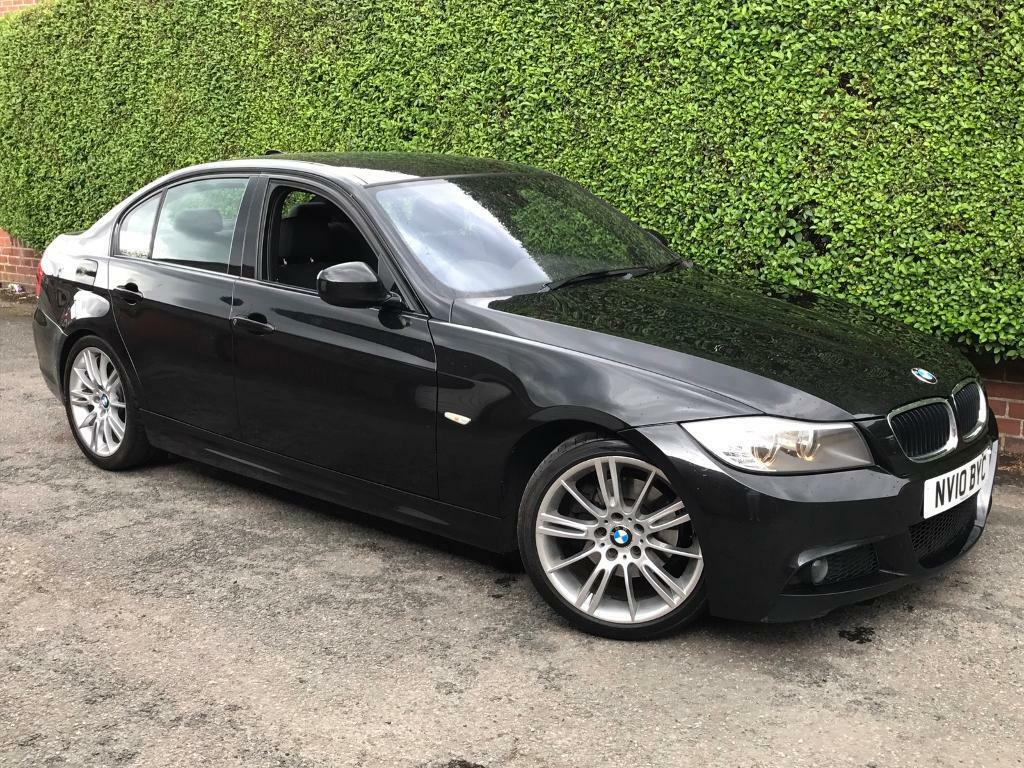 bmw 320d m sport 2010 lci business edition fsh 1 owner 335d s3 r32 bargain in birstall west. Black Bedroom Furniture Sets. Home Design Ideas