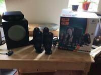BOXED Logitech X530 Speakers