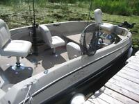 Great boat for fishing and water sports
